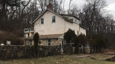 Hunterdon County Single Family Home For Sale: 3 Burlinghoff Ln