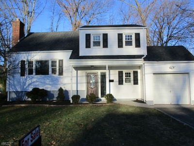 Somerset County Single Family Home For Sale: 140 Graybar Dr