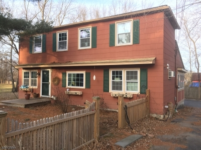Madison Boro Single Family Home For Sale: 260 Kings Rd