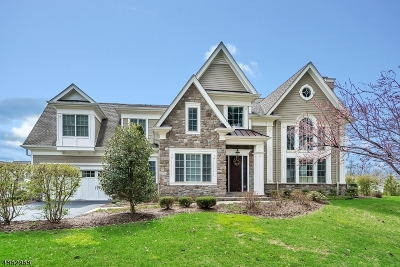 Montvale Boro Single Family Home For Sale: 45 Boxwood Ln