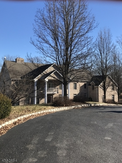 Sparta Twp. Single Family Home For Sale: 8 Greenfield Hl