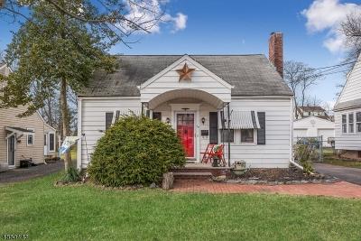 Somerville Boro Single Family Home For Sale: 10 S Clark Ave
