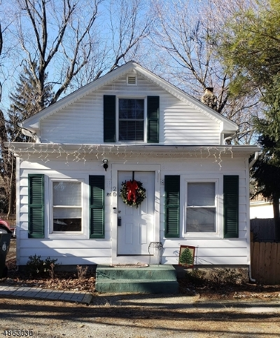 Mount Olive Twp. Single Family Home For Sale: 20 Prospect Ave