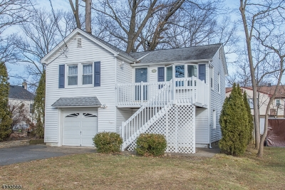Parsippany-Troy Hills Twp. Single Family Home Sold: 176 Flemington Dr