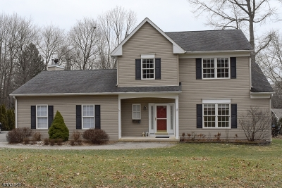 Mount Olive Twp. Single Family Home For Sale: 9 Whippoorwill Rd