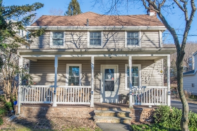 Boonton Twp. Single Family Home For Sale: 59 N Main St