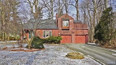 Montclair Twp. Single Family Home For Sale: 3 Oak St