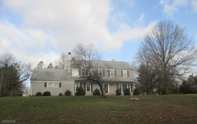 Branchburg Twp. Single Family Home For Sale: 52 Country Squire Way
