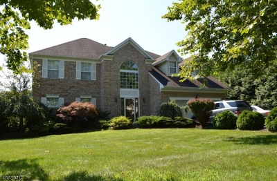 Roxbury Twp. Single Family Home For Sale: 4 Faulkner Dr