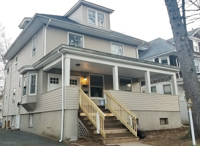 Morristown Town Rental For Rent: 29 Pine St