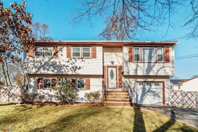 Piscataway Twp. NJ Single Family Home For Sale: $359,999
