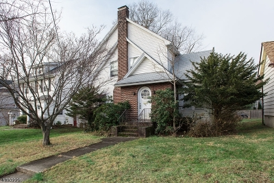 WestField Single Family Home For Sale: 764 Austin St