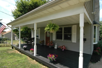 Mount Olive Twp. Single Family Home For Sale: 43 Stokes Ave