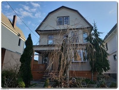 Union Twp. Single Family Home For Sale: 1737 Stuyvesant Ave