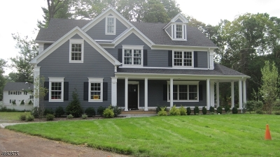 Scotch Plains Twp. Single Family Home For Sale: 1 Norwegian Woods