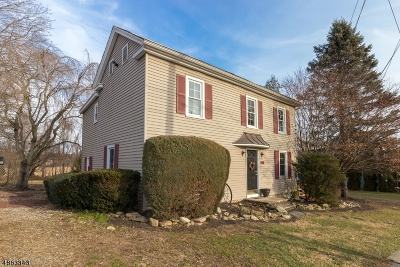 Franklin Twp. Single Family Home For Sale: 361 Old Main St