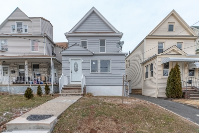 Roselle Park Boro Single Family Home For Sale: 47 Warren Ave