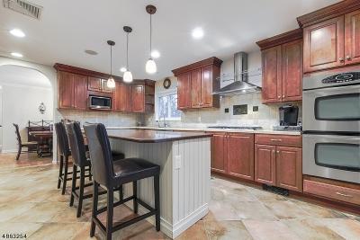 Berkeley Heights Single Family Home For Sale: 40 Kline Pl