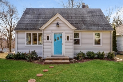Long Hill Twp Single Family Home For Sale: 119 Gates Ave