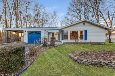 Berkeley Heights Twp. Single Family Home For Sale: 25 Briarwood Dr W
