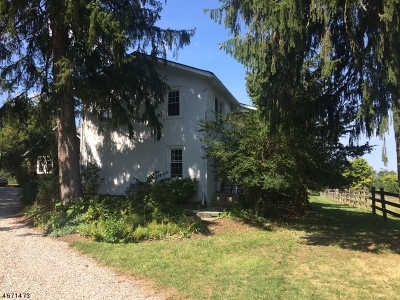 Bedminster Twp. Rental For Rent: 60b Daly Rd