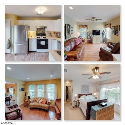 Bedminster Twp. Condo/Townhouse For Sale: 265 Thistle Ln