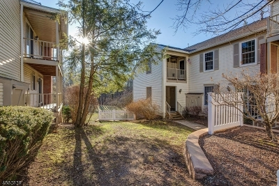 Bernards Twp. Condo/Townhouse For Sale: 108 Jamestown Rd