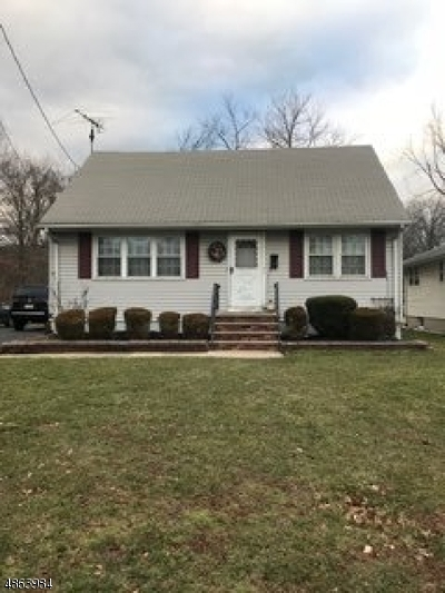 Bound Brook Boro Single Family Home For Sale: 513 Helfin St