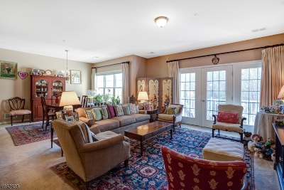 Readington Twp. Condo/Townhouse For Sale: 2215 Berry Farm Rd