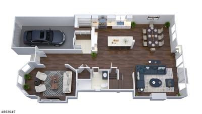 Livingston Single Family Home For Sale: 43 Burnet St