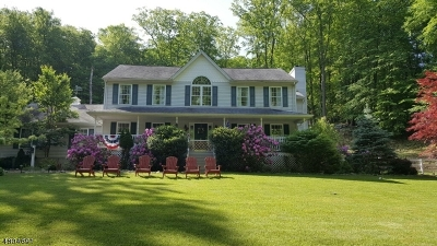 Sparta Twp. Single Family Home For Sale: 45 Tomahawk Trl