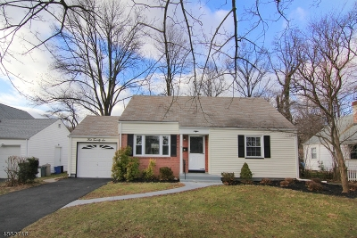 Somerset County Single Family Home For Sale: 426 Oakridge Ave