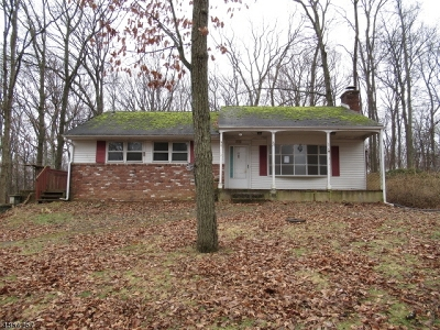 Sparta Twp. Single Family Home For Sale: 80 Edison Ter