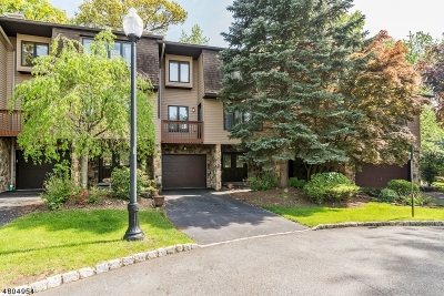 Woodland Park Condo/Townhouse For Sale: 51 Wedgewood Dr