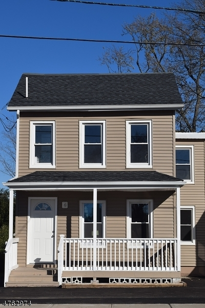Hunterdon County, Somerset County Single Family Home For Sale: 9 Franklin St