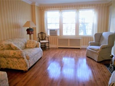 Montclair Twp. Condo/Townhouse For Sale: 5 Roosevelt Pl 4p #4P