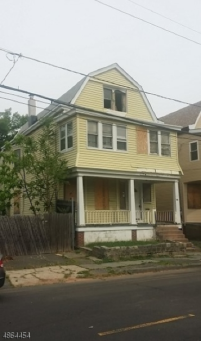Newark City Multi Family Home For Sale