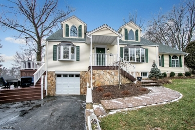 North Haledon Boro Single Family Home For Sale: 107 Central Ave