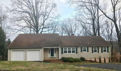 Chatham Twp Single Family Home For Sale: 124 Ormont Rd