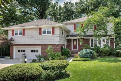 Clifton City Single Family Home For Sale: 15 Chatham Ter