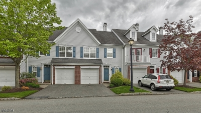 Montville Twp. NJ Condo/Townhouse For Sale: $385,000
