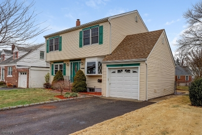 Union Twp. Single Family Home For Sale: 2583 Spruce St