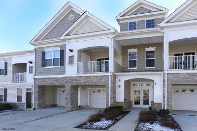 Somerset County, Morris County Condo/Townhouse For Sale: 205 Stone Creek Ct