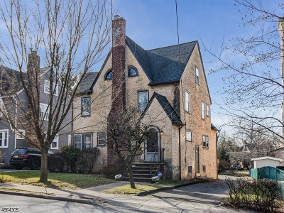Bergen County Single Family Home For Sale: 384 Ackerman Ave