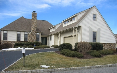 Fredon Twp. Condo/Townhouse For Sale: 6 Seminole Ct