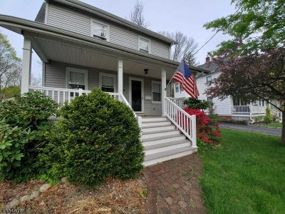 Chatham Boro Single Family Home For Sale: 28 Summit Ave