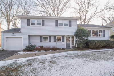West Orange Twp. Single Family Home For Sale: 27 Nance Rd