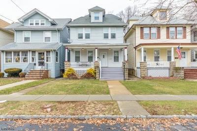 Roselle Park Boro Single Family Home For Sale: 163 E Grant Ave