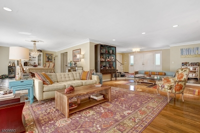 Single Family Home For Sale: 444 Old Short Hills Rd