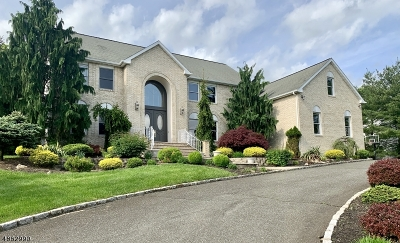 Long Hill Twp Single Family Home For Sale: 20 Cedar Hollow Dr